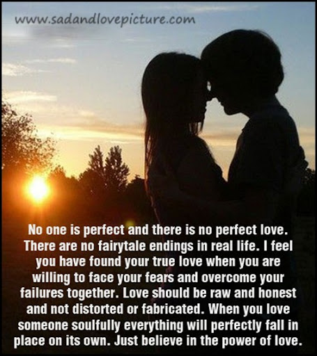 Found True Love Quotes: You've Found Your True Love When You Are Willing To Face