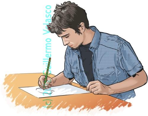 5 dibujo dibujo