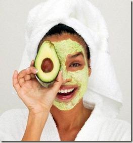 mascara-facial-hidratante-de-abacate_thumb ABACATE: Propriedades Nutricionais dos Alimentos