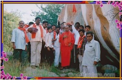 Sevalal Maharaj, sevagad