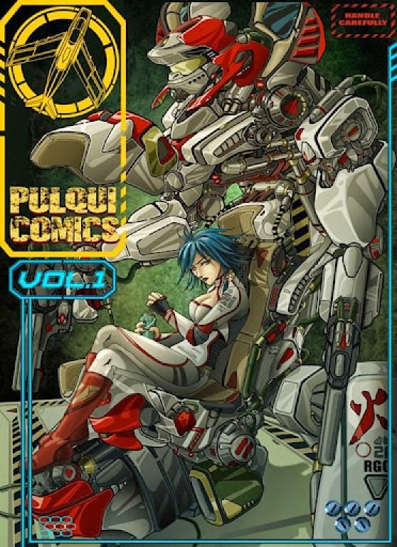 Pulqui Comics