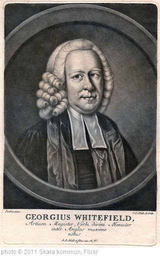 'Georgius Whitefield' photo (c) 2011, Skara kommun - license: http://creativecommons.org/licenses/by/2.0/