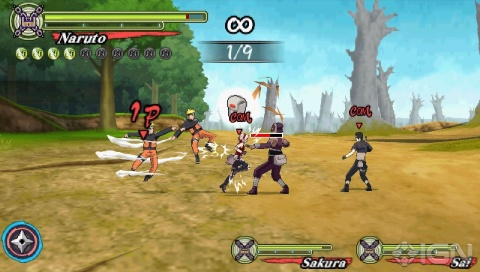 Naruto Shippuden Ultimate Ninja Heroes 3 Save Game Site Title