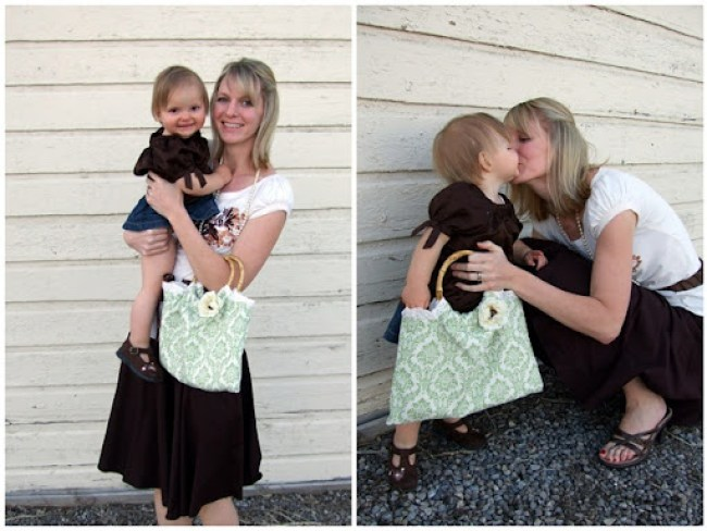 purse poses and sabra's skirt1
