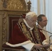 Bento XVI renuncia