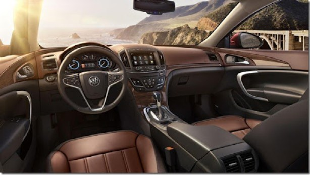 Buick Regal 2014 (5)