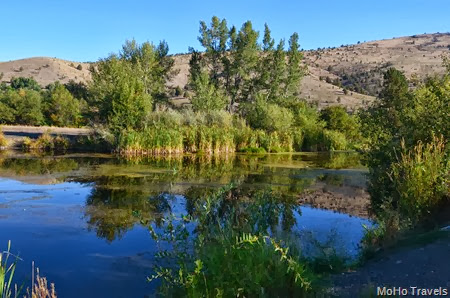 Clyde Holiday State Park near John Day