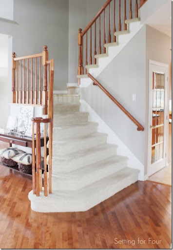 Image Result For How To Convert Carpeted Stairs To Wood