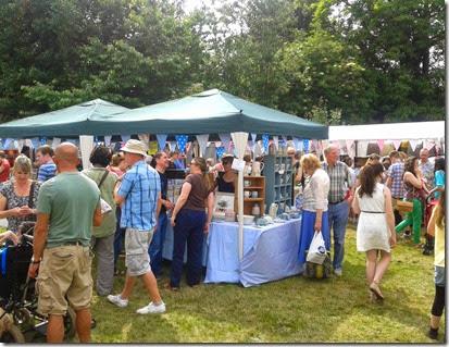 Sherwood craft fair 2014