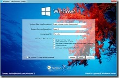 Windows 8 Transformation Pack 7.0