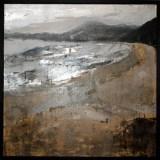 """""""Impresión en Blanco"""", Belén Cobaleda, 1º premio """"I Concurso de Pintura de Marinas Puerto de Ferrol"""""""