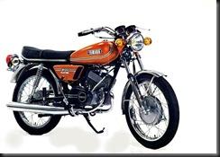 Yamaha RD200 73