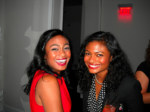 Tatyana Ali Twin Sister