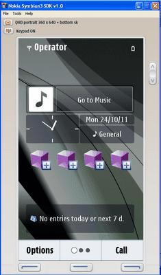 Nokia Symbian SDK