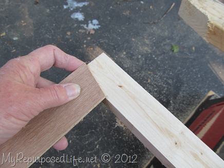 DIY Display Easel (2)
