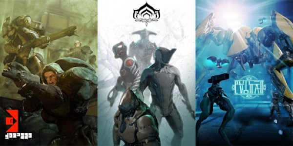 WarFrame Factions Wallpaper