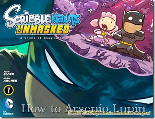 Scribblenauts Unmasked - A Crisis of Imagination 007-000