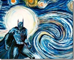 Starry Night - Batman1
