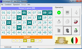 euro jackpot software CIT