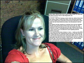 LUBBE JACKIE three armed robberies within a month in Rayton home Dec 2011