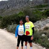 III Cursa i Marxa per Muntanya Gegant de Pedra – Segària (6-Noviembre-2011)