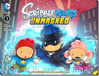 Scribblenauts Unmasked - A Crisis of Imagination 001-000