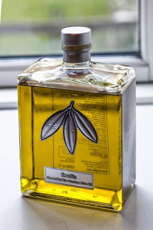 Olivenolie - Mikkel Bækgaards Madblog