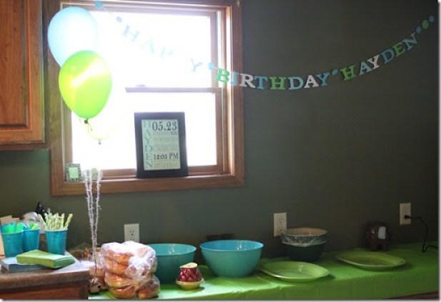 Hayden's first birthday 071