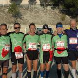 I Alicante Trail - Aigües (15-Enero-2012)