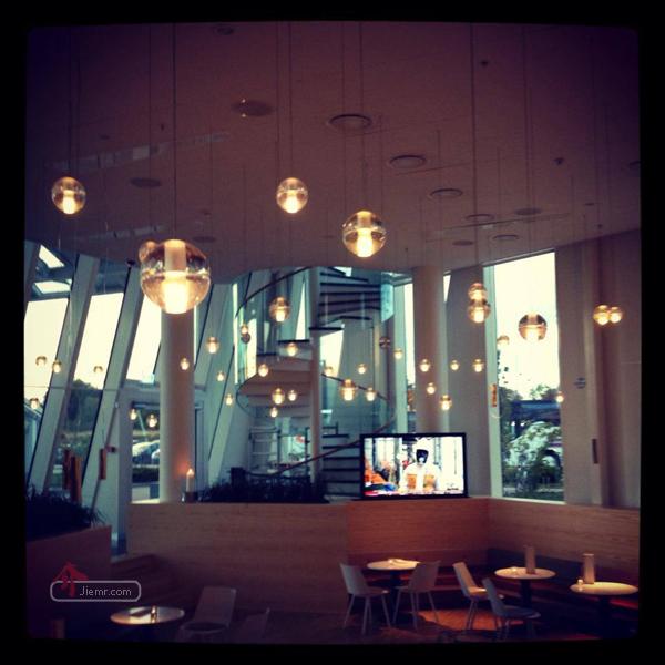 咖啡廳燈飾