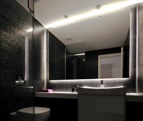 baño-diseño-negro-moderno