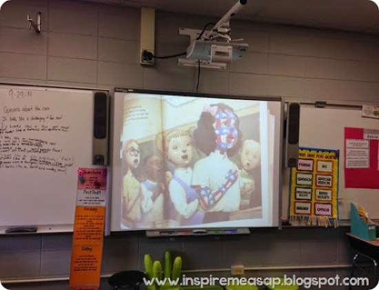 This blog post explains how to use photographs to each about facts and opinions!