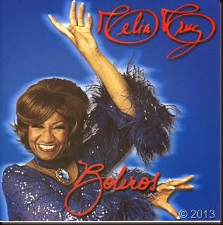 Celia Cruz - Boleros (2002) - Frontal