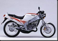 Yamaha TZR125 Naked 89