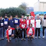 III Mitja Marató Serra d'Oltà (Calp) (16-Diciembre-2007)