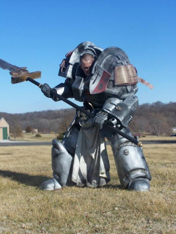 Grey Knight Cosplay
