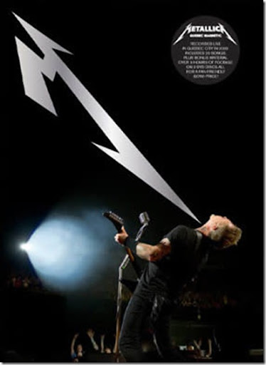 Metallica - Quebec Magnetic 2012 Full Hd Descarga