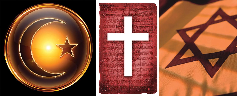 Islam - Kristen - Yahudi