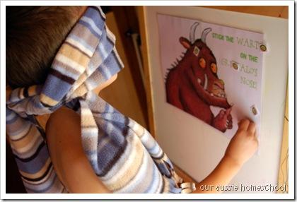 Gruffalo Activities