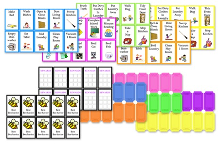 Kid S Chore Chart Free Printable Confessions Of A Homeschooler