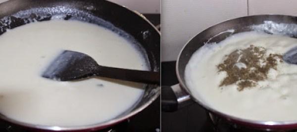 White Sauce Sandwich Step 3