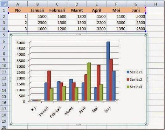 table analisa penbandingan microsoft office excel