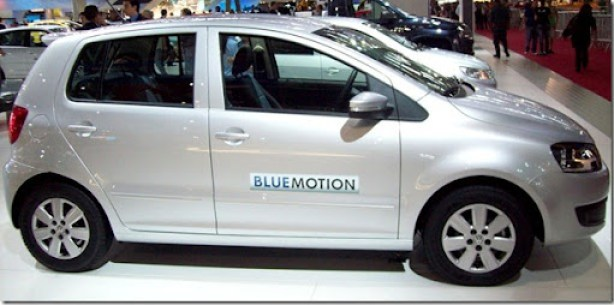 Volkswagen Fox BlueMotion 2013 (3)
