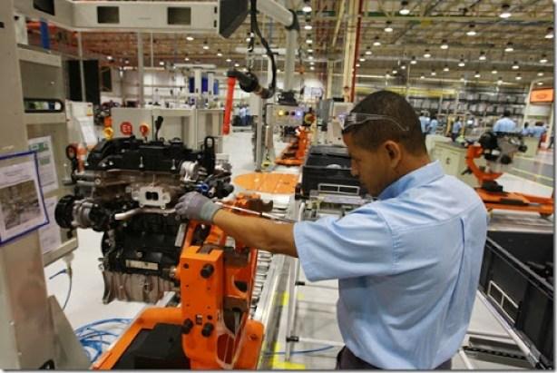 Governador Jaques Wagner participa da inauguração da fábrica de motores da FordFoto: Carol Garcia/GOVBA