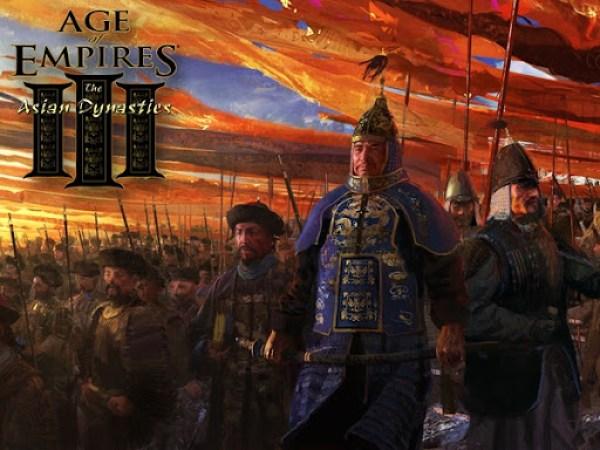 China Age of Empires III