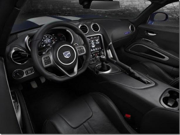 2013 SRT Viper GTS Launch Edition