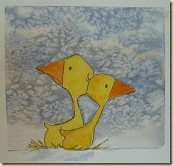 resized ducks