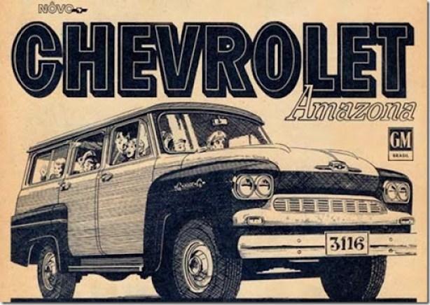 GM Amazonas 1963 00201072313535