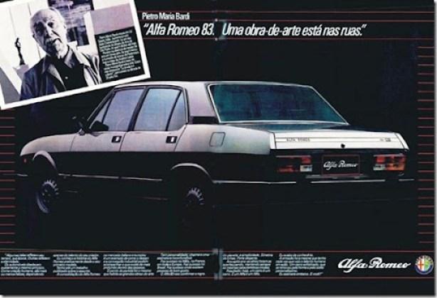 Alfa Romeo 1983