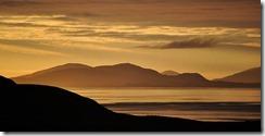 Sunset South Harris